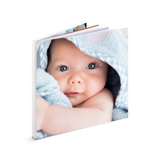 20 x 20 Softcover Echtfoto
